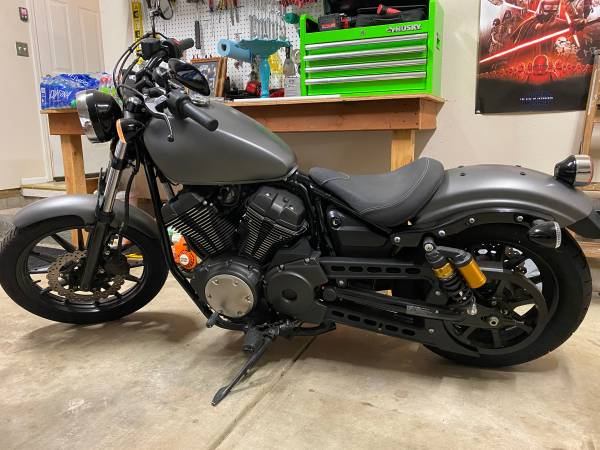 Photo 2004 Yamaha Bolt Spec-R - $5,500 (Eugene)