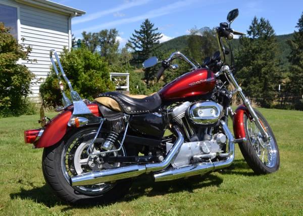 Photo 2009 Harley Davidson XL883 - $6,500 (Cottage Grove)