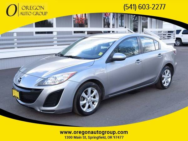 Photo 2011 MAZDA MAZDA3 i Touring Sedan 4D Mazda 3 - $5,999 (541-603-CARS(2277) - 1300 Main St Springfield, OR 97477)