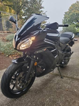 Photo 2014 Kawasaki Ninja 650 ER-6F - $5,950