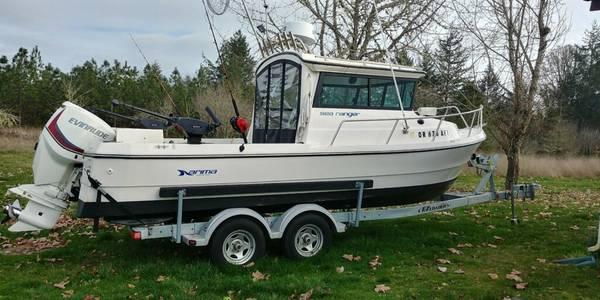 Photo 2015 Arima Sea Ranger Boat - $42950 (Eugene)