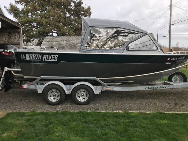 Photo 2015 North River Seahawk - $52999 (Junction city)