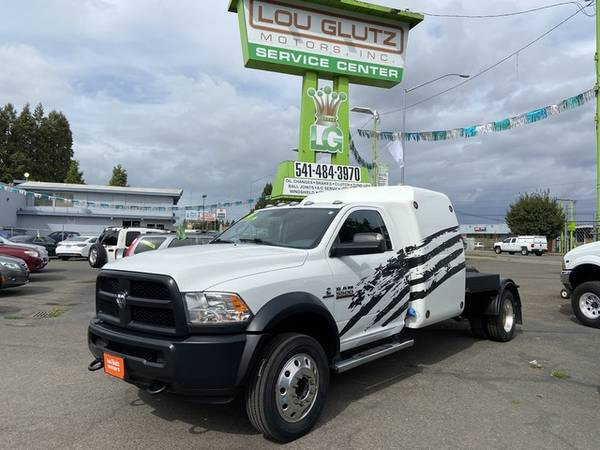 Photo 2018 Ram 5500 Chassis Cab - - $59,900 (2018 Ram 5500 Chassis Cab Eugene)
