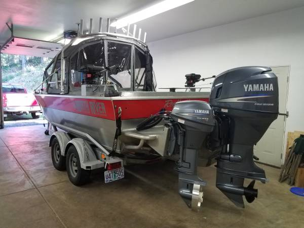 Photo 20 Ft 2009 North River Seahawk - $38000 (Junction City)