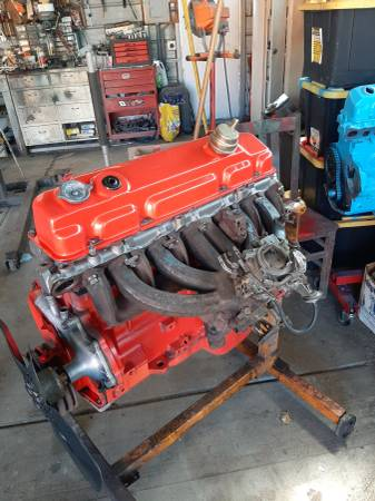 Photo 2 slant six and automatic transmission - $500 (West eugene)