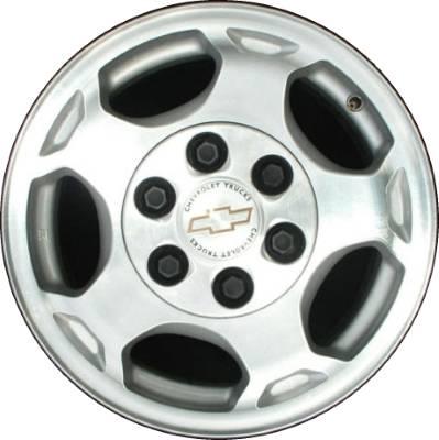 Photo 6 lug Chevy rims - $75 (Springfield)