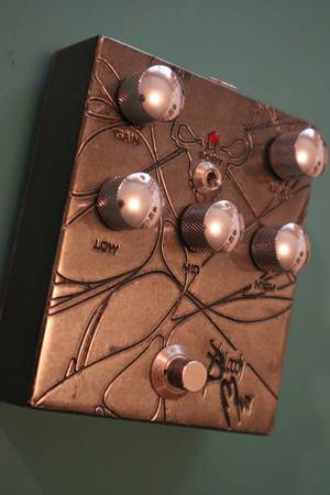 Photo Bloody Mary Distortion - T-Rex Engineering - Guitar Effect Pedal - $75 (Springfield, OR)