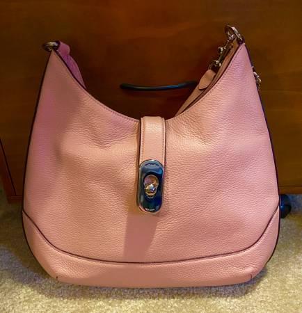 Photo Coach Amber hobo bag - $90 (Eugene)