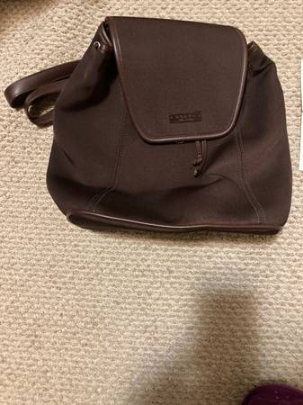 Photo Coach backpack - $50 (Springfield)