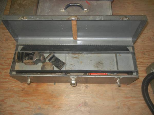 Photo Craftsman tool box with contents - $60 (N.Coburg Rd)