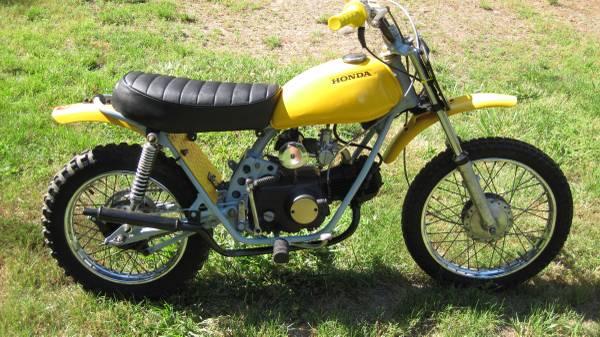 Photo Honda SL 70 trail bike - $1,200 (Dexter)