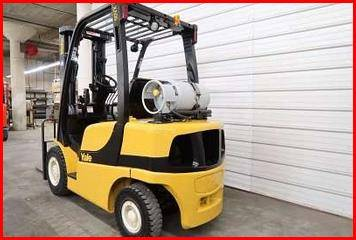 Photo IN THE MARKET FOR A USED FORKLIFT PROPANE POWERED - $1,605 (590 E Broadway,)