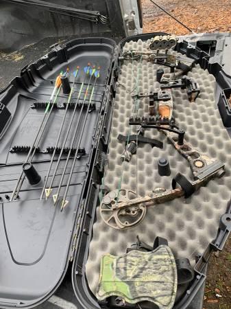 Photo Mathews switchback bow - $500