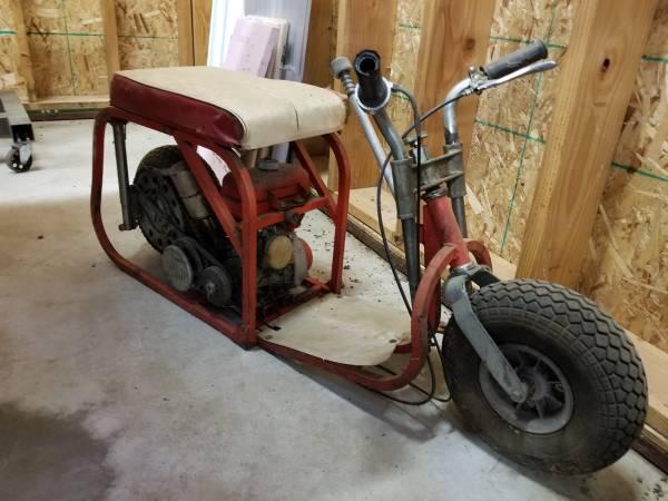 Photo Mini-Bike Fuji GoDevil - $350 (Coburg)