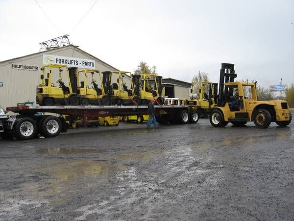 Photo NEW AND USED FORKLIFT PARTS moved to Woodburn (Woodburn)