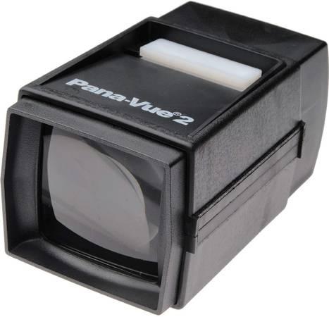 Photo NEW Pana-Vue 2 Lighted Slide Viewer  4AA39s  MF Cloth - $20 (SE Eugene)