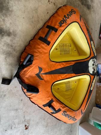 Photo Sevylor Dual Rider Towable Boat Tube (Ferry Street Bridge Area)