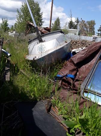 Photo Small sailboat - $200 (Junction city)