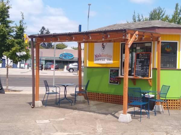 Photo Turn-key coffee business for sale - $21,000 (Whitaker Neighborhood, Eugene)