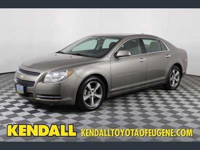 Photo Used 2012 Chevrolet Malibu LT w Power Package for sale