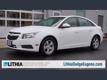 Photo Used 2014 Chevrolet Cruze LT w All-Star Edition for sale