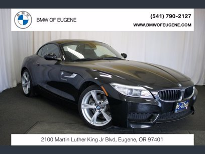 Photo Used 2015 BMW Z4 sDrive28i for sale