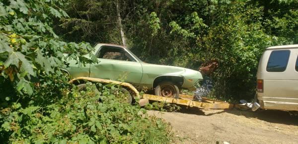 Photo 1971 Ford ranchero - $500 (winston)
