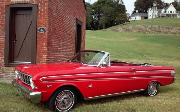 Photo 1964 Ford Falcon Futura Convertible - AWESOME - $28000 (Newburgh)