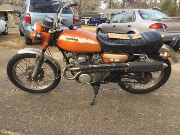 Photo 1970 Honda CL175 - $1350 (Evansville)