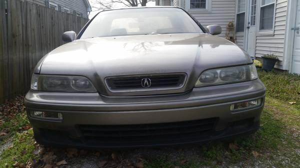 Photo 1994 Acura Legend coupe 3.2L V6 Type II 6speed - $1,000 (Evansville)