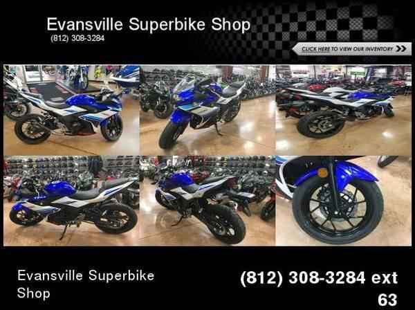 Photo 2019 Suzuki GSX250R Sportbike - $4,599 (Evansville, In)