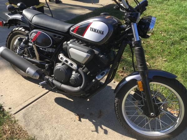 Photo Almost New 2017 Yamaha SCR950 - $4,500 (Greenwood Indiana)
