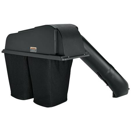 Photo Brand New 2 Bin Soft-Sided Grass Bagger Fits 42quot decks - $200 (Evansville)