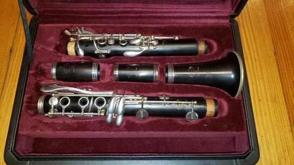 Photo Buffet Cron quotR13 Vintagequot Model Clarinet, Overhauled - $1,999