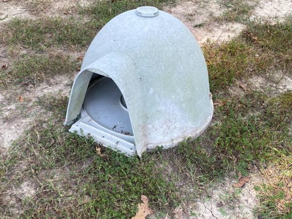 Photo Dog House Igloo (Percy IL)