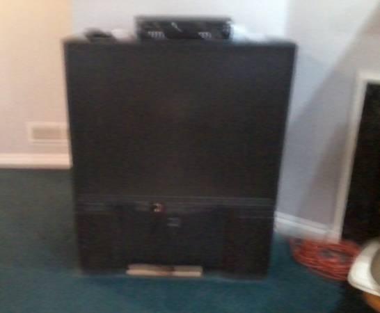 Photo Free 52 Inch Toshiba Big Screen TV - Needs Repair (La Grange)