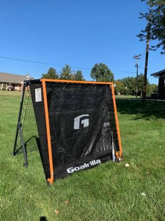 Photo Goalrilla baseballmulti sport - $200 (Evansville)