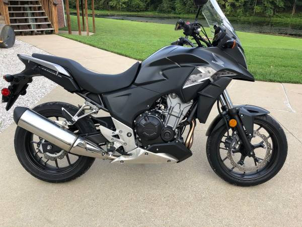 Photo Honda CB 500X - $3,700 (Lynnville, IN)