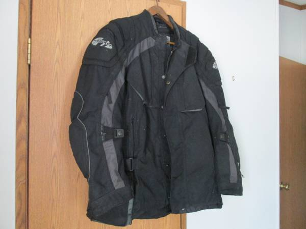 Photo Jacket (Joe Rocket brand) - $45 (Salem KY)