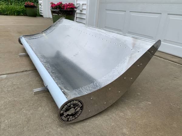 Photo Stainless Steel TurboWing - $150 (Mt. Vernon, IN)