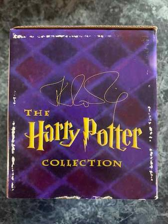 Photo The Harry Potter Collection, His First Four Years at Hogwarts - $25 (JTown)
