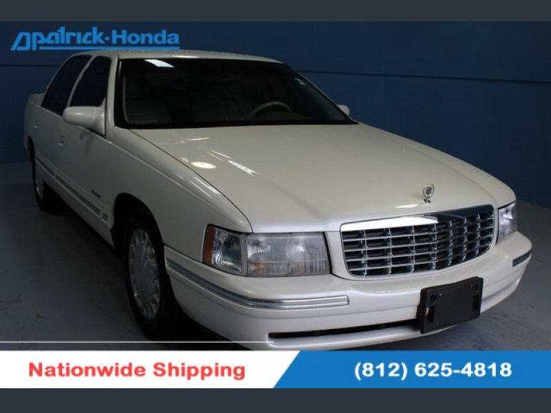 Photo Used 1998 Cadillac De Ville  for sale