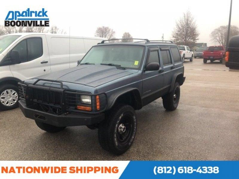 Photo Used 1998 Jeep Cherokee 4WD 4-Door for sale