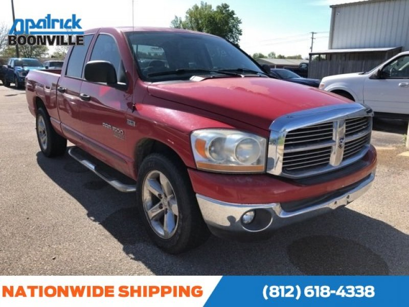 Photo Used 2006 Dodge Ram 1500 Truck Lone Star for sale