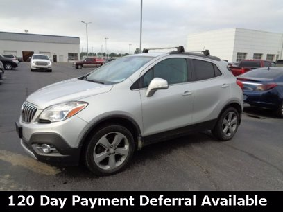 Photo Used 2014 Buick Encore AWD Convenience for sale