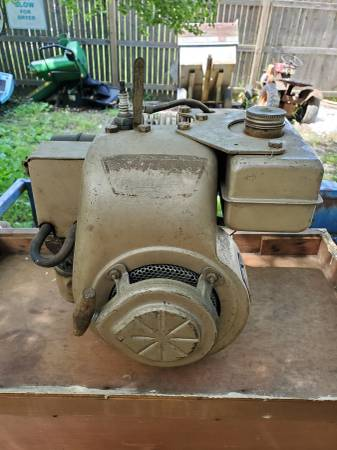 Photo Vintage Craftsman Engine - $50 (Elberfeld)