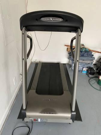 Photo Vision Fitness Treadmill - $50 (Evansville)