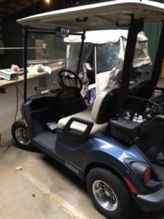 Photo Yamaha Golf Cart (Price Reduced) - $4900 (Henderson, Ky)