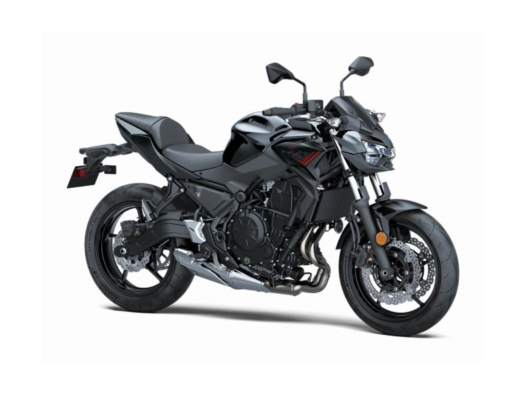 Photo 2020 Kawasaki Z650 Metallic BlackMetallic Flat Spark Black $5494