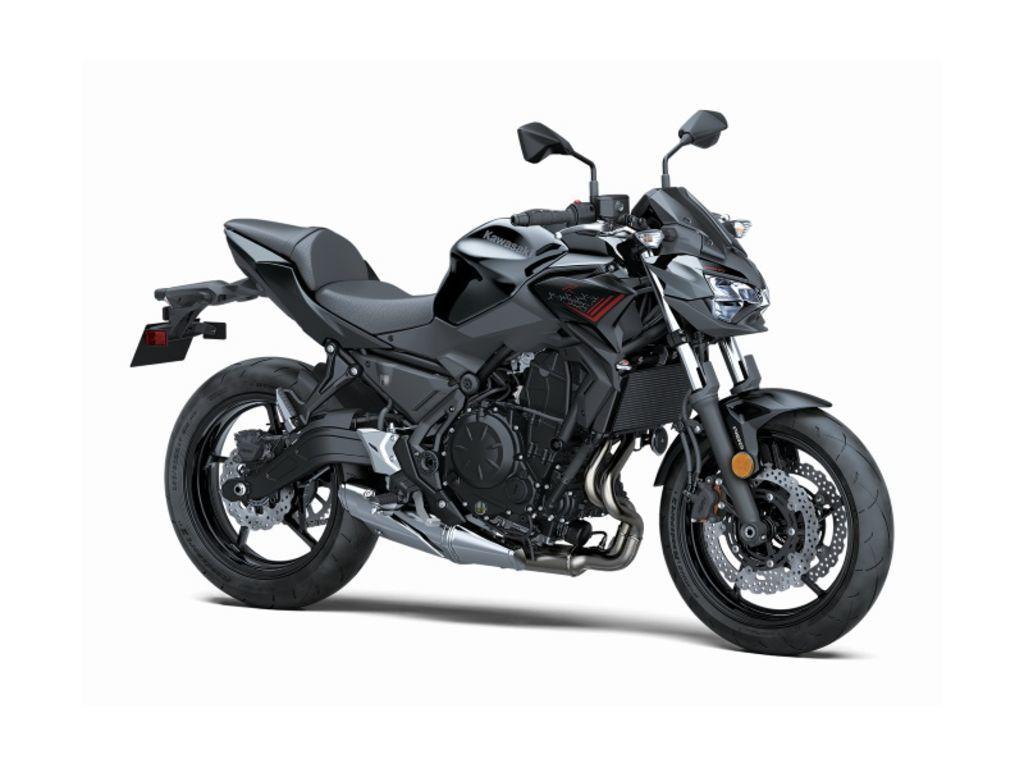 Photo 2020 Kawasaki Z650 Metallic BlackMetallic Flat Spark Black $5494